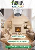 Hauteur sous plafond importante? Mezzanine trop chauffée?